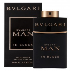 Bulgari Man in Black Perfume for Men Eau de Parfum EDP Vapo 60 ml