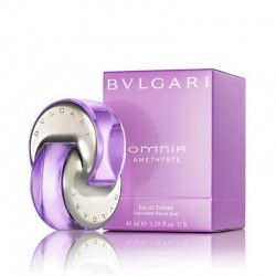 Bulgari Omnia Amethyste Perfume for Women Eau de Toilette EDT Vapo 40 ml