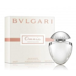 Bulgari Omnia Crystalline Perfume for Women Eau de Toilette EDT Vapo 25 ml