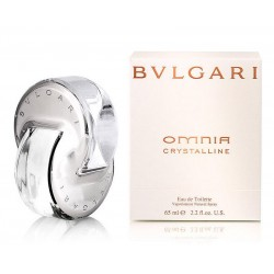 Bulgari Omnia Crystalline Perfume for Women Eau de Toilette EDT Vapo 65 ml