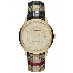 Buy Men's Burberry Watch The Classic Round BU10001