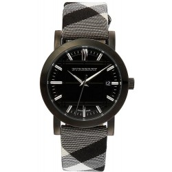 Buy Men's Burberry Watch The City Nova Check BU1377