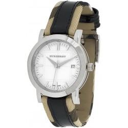 Unisex Burberry Watch Heritage Nova Check BU1388