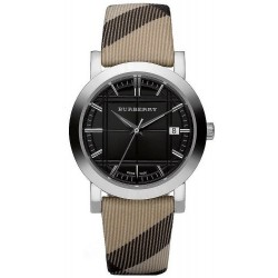 Buy Men's Burberry Watch The City Nova Check BU1772