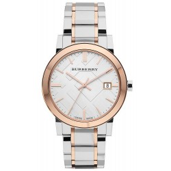 Buy Unisex Burberry Watch The City BU9006