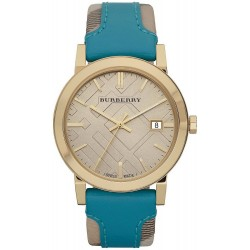 Buy Women's Burberry Watch Heritage Nova Check BU9018
