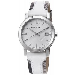 Buy Unisex Burberry Watch Heritage Nova Check BU9019