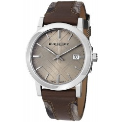 Buy Unisex Burberry Watch Heritage Nova Check BU9020