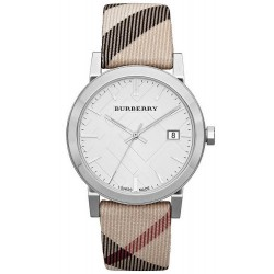 Unisex Burberry Watch The City Nova Check BU9022