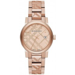 Women's Burberry Watch The City BU9039