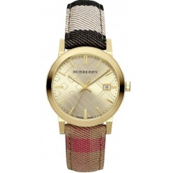 Buy Women's Burberry Watch The City BU9041