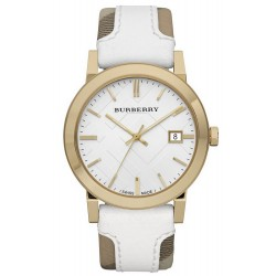 Buy Women's Burberry Watch Heritage Nova Check BU9110