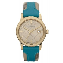 Buy Women's Burberry Watch Heritage Nova Check BU9112