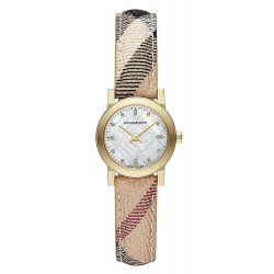 Women's Burberry Watch The City BU9226 Diamonds