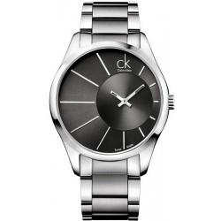 Men's Calvin Klein Watch Deluxe K0S21108