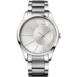 Men's Calvin Klein Watch Deluxe K0S21109