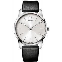 Men's Calvin Klein Watch City K2G211C6