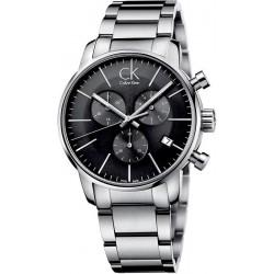 Men's Calvin Klein Watch City K2G27143 Chronograph