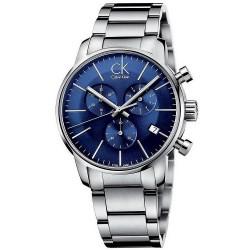 Men's Calvin Klein Watch City K2G2714N Chronograph