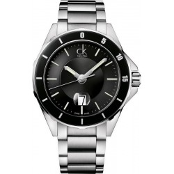 Buy Men's Calvin Klein Watch Play K2W21X41
