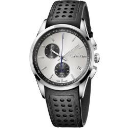 Buy Men's Calvin Klein Watch Bold K5A371C6 Chronograph
