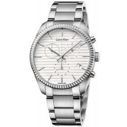 Men's Calvin Klein Watch Alliance K5R37146 Chronograph