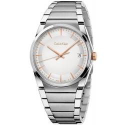 Buy Men's Calvin Klein Watch Step K6K31B46