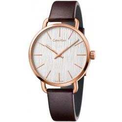 Men's Calvin Klein Watch Even K7B216G6