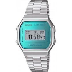 Casio Vintage Unisex Watch A168WEM-2EF