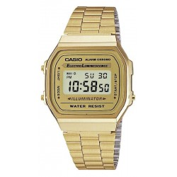 Casio Vintage Unisex Watch A168WG-9EF