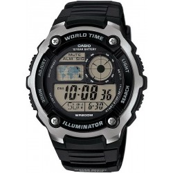 Buy Casio Collection Men's Watch AE-2100W-1AVEF Digital Multifunction