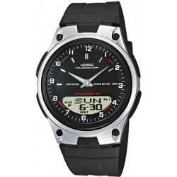 Buy Casio Collection Men's Watch AW-80-1AVES Multifunction Ana-Digi
