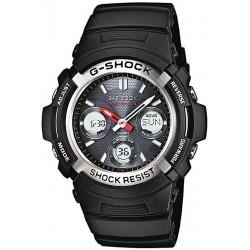 Buy Casio G-Shock Men's Watch AWG-M100-1AER Multifunction Ana-Digi