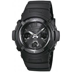 Buy Casio G-Shock Men's Watch AWG-M100B-1AER Multifunction Ana-Digi