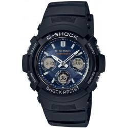 Buy Casio G-Shock Men's Watch AWG-M100SB-2AER Multifunction Ana-Digi