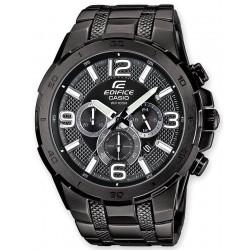 Casio Edifice Men's Watch EFR-538BK-1AVUEF Chronograph