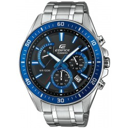 Casio Edifice Men's Watch EFR-552D-1A2VUEF Chronograph