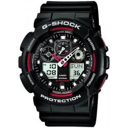Buy Casio G-Shock Men's Watch GA-100-1A4ER Multifunction Ana-Digi