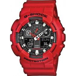 Buy Casio G-Shock Men's Watch GA-100B-4AER Multifunction Ana-Digi
