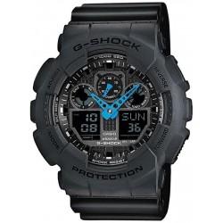 Buy Casio G-Shock Men's Watch GA-100C-8AER Multifunction Ana-Digi