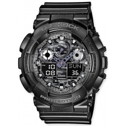 Casio G-Shock Men's Watch GA-100CF-1AER