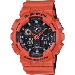 Buy Casio G-Shock Men's Watch GA-100L-4AER Multifunction Ana-Digi