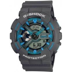 Buy Casio G-Shock Men's Watch GA-110TS-8A2ER Multifunction Ana-Digi
