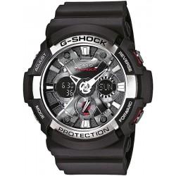Buy Casio G-Shock Men's Watch GA-200-1AER Multifunction Ana-Digi