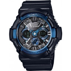 Casio G-Shock Men's Watch GA-200CB-1AER Multifunction Ana-Digi