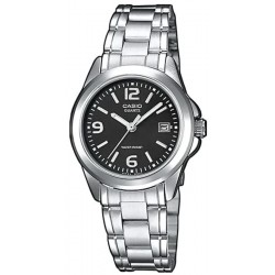 Buy Casio Collection Womens Watch LTP-1259PD-1AEF