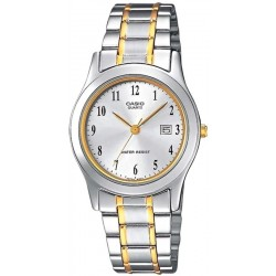 Buy Casio Collection Womens Watch LTP-1264PG-7BEF