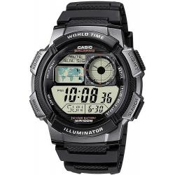 Buy Casio Collection Men's Watch AE-1000W-1BVEF Multifunction Digital