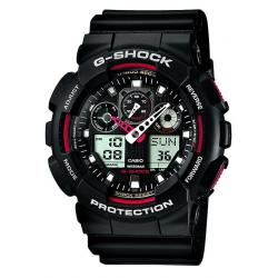 Casio G-Shock Men's Watch GA-100-1A4ER Multifunction Ana-Digi