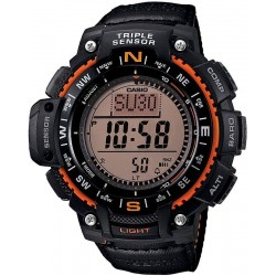 Buy Casio Collection Men's Watch SGW-1000B-4AER Multifunction Digital